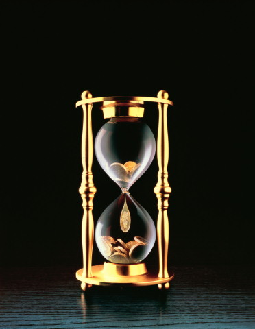 Картинки денег: Время - деньги