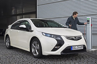 Opel Vauxhall To Receive 10 000 Amperas From Gm Next Year Electric Vehicle News