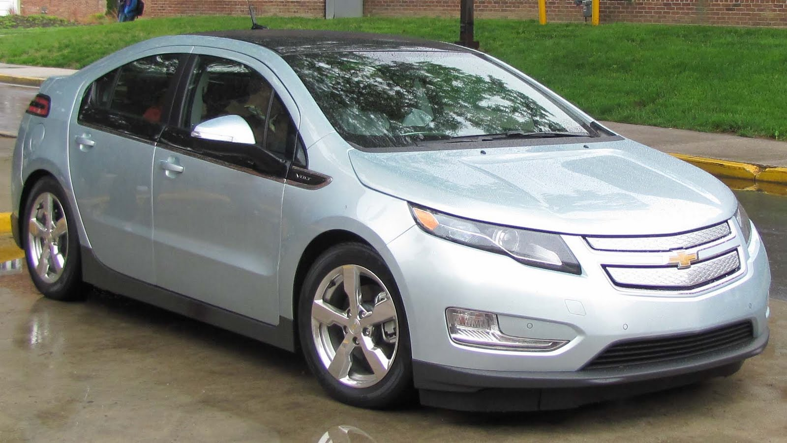 Gen Ii Chevy Volt Could Use Rotary Engine