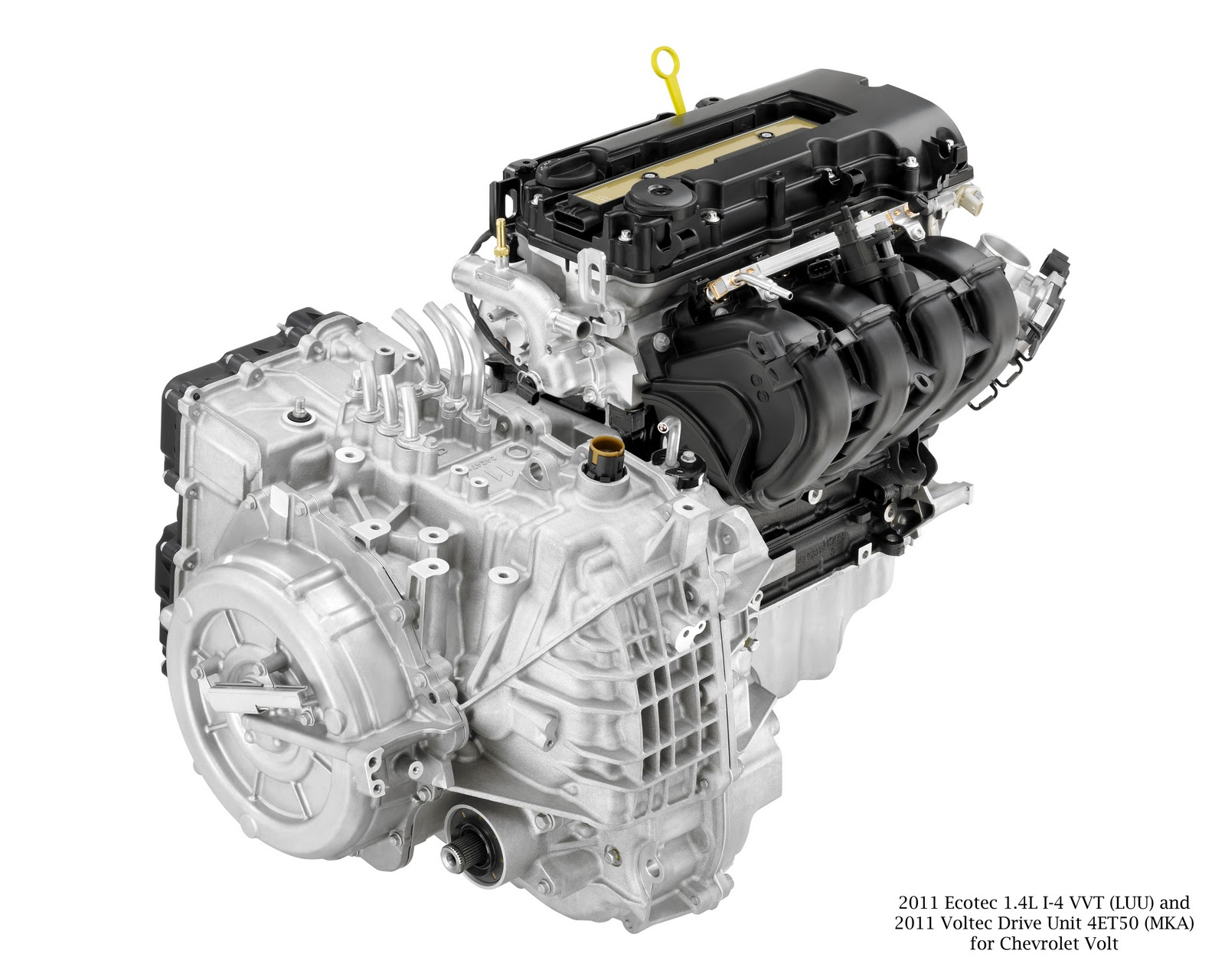 Chevrolet Volt Electric Drive Engineered For Efficiency