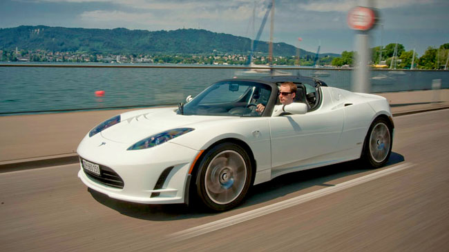 2011 Tesla Roadster 2.5 now on sale in Australia ...