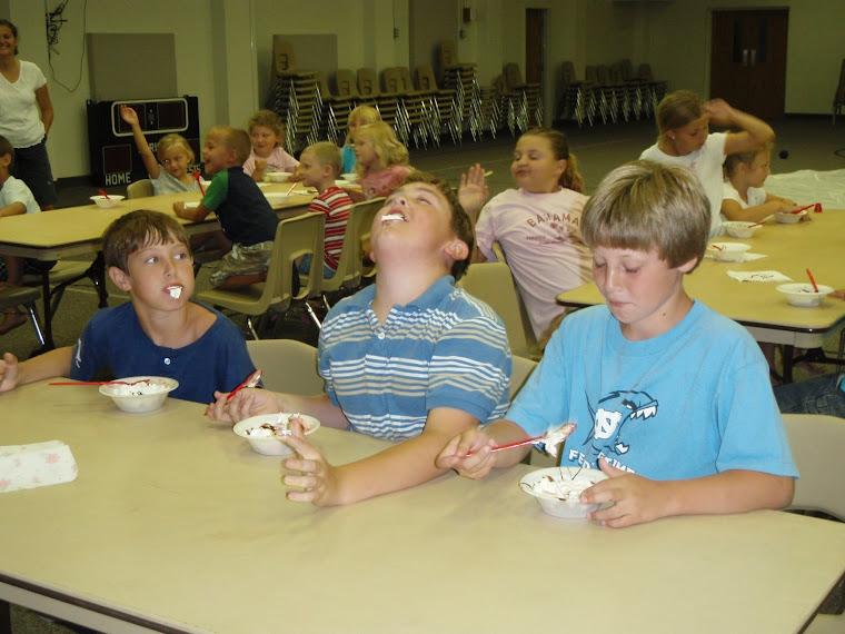 Boys and Ice Cream