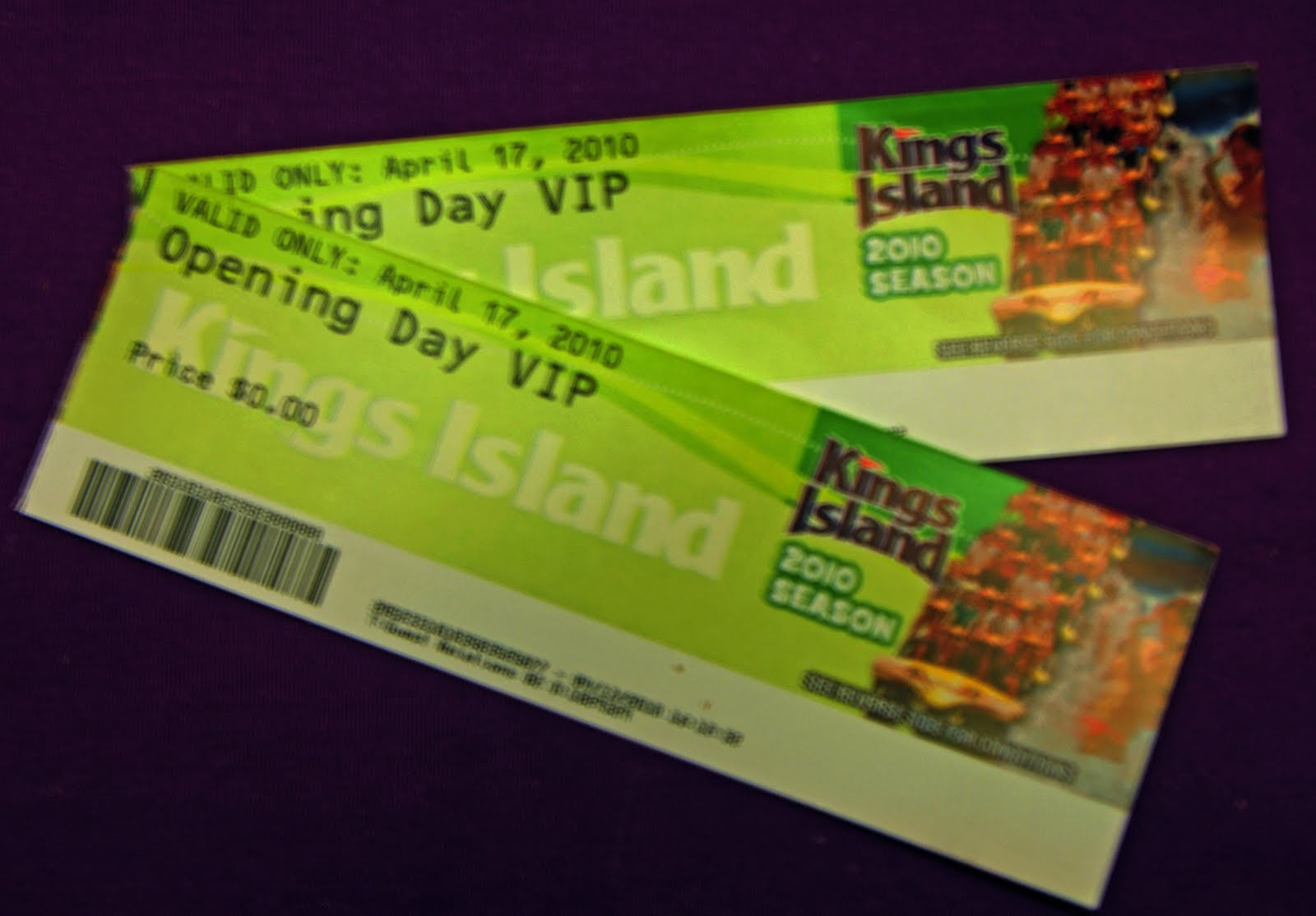 Kings Island Tickets At Kroger