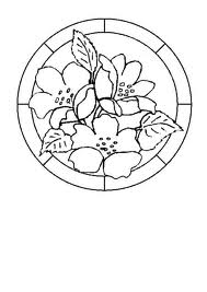 GLASS PAINTING MADE EASY.: Templates/Patterns