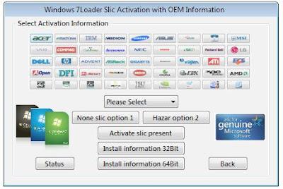 Software land new windows 7 activator 2010 blaze69 for New windows software