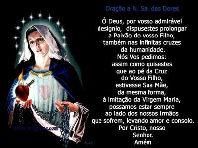 A Jesus Por Maria Uma Espada De Dor Transpassará A Tua