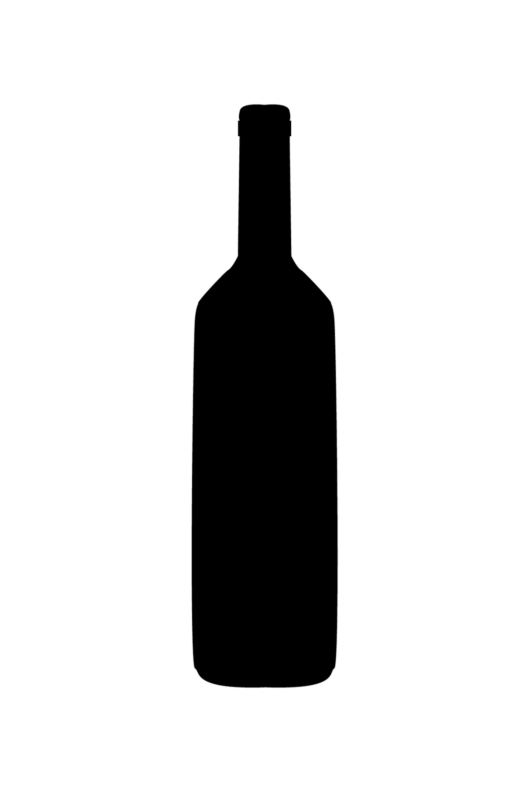 Principles of Graphic Art: Bottle Silhouettes