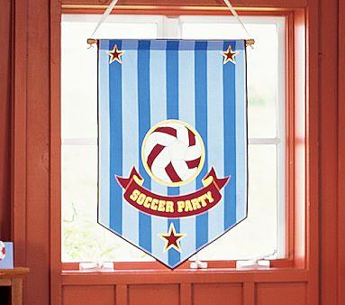 Saving With Sara Pottery Barn Kids Fabric Party Banners