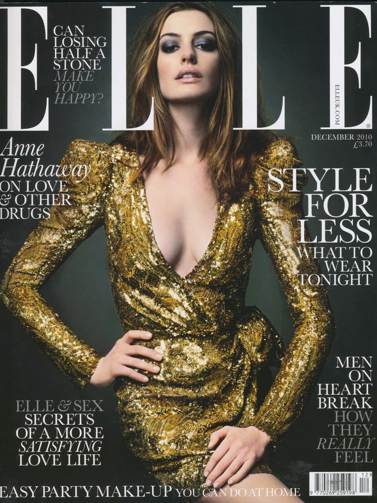 "Elle Magazine France February March: Imogen Belfield: ""FASHION ROCKS"" IN ELLE MAGAZINE"