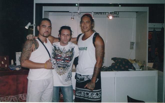 Mis amigos los samoanos