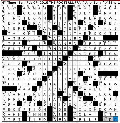 French essayist crossword clue
