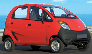 Nano Car from Tata