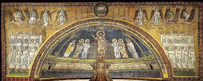 Aspe Mosaics - Santa Prassede, Rome