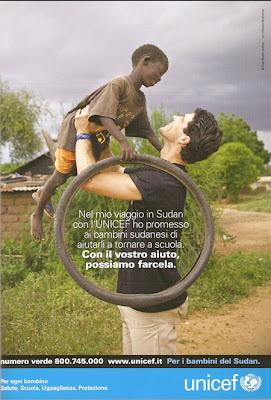 UNICEF Ad - Bolle Gala