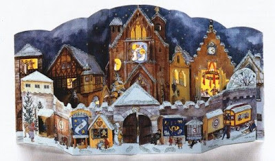 Domplatz Advent Calender - Sellmer