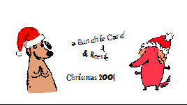 Bundnie and Reesie Card logo