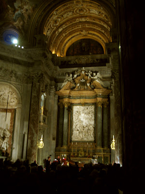 High Altar - St'Agnese in Agone