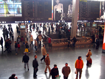 Central Concourse Termini