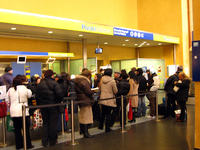 Post Office line up