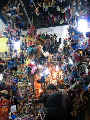 Ephifania Fair stall