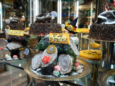 La Befana cakes