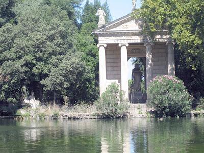 The Temple of Aecespius