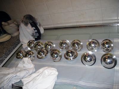 Polishing our balls