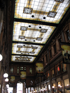 Galleria Ceiling