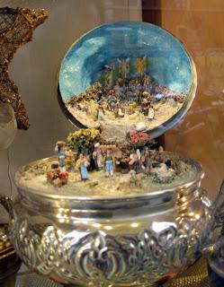 Faberge style Presepe