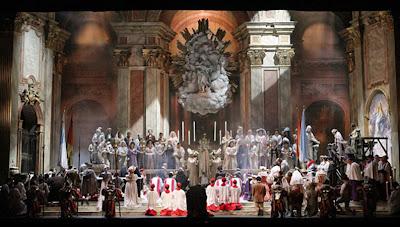 Tosca Act 1 - Te Deum finale