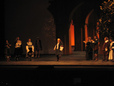 Curtain Call - Domingo as Cyrano