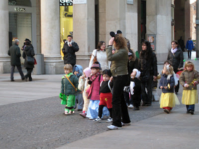 Children in Costume