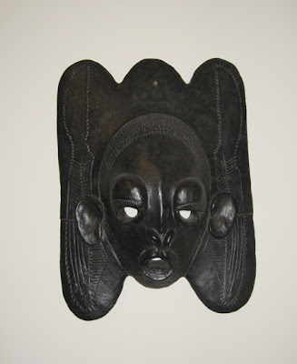 Sudanese Mask from Juba region