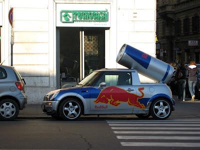 Red Bull SmartCar