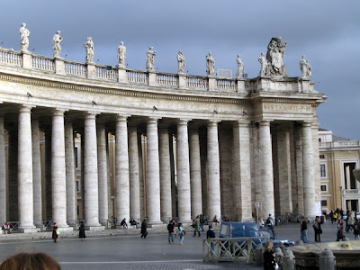 Collanade at San Pietro
