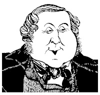 Rossini caricature