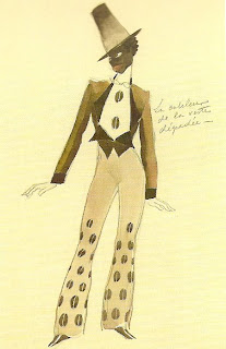 cafe expresso -costume design