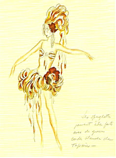 Les Spaghetti - Costume Design
