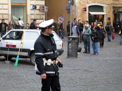 Trendy Cop