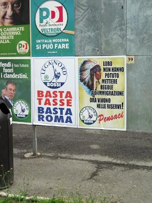 Posters in Reggio Emilia