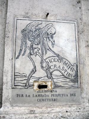 Alms slot Santa Maria Dell'Orazione