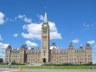 Parliament Building by Steven W. Dengler