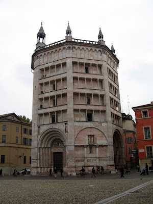 Baptistry from the Piazza