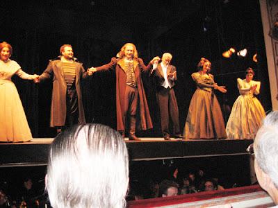 Oberto - Curtain Call October 27, 2007