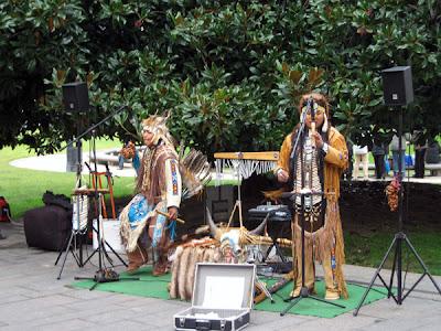 American Aboriginal Musicians