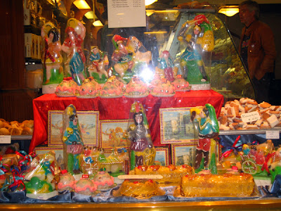 Sicilian Pastries and Sweets