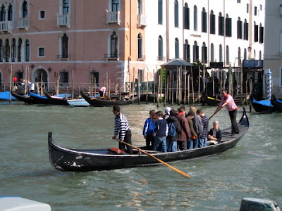 Traghetto at Santa Sophia