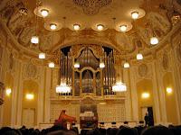 Grosser Saal - Mozarteum