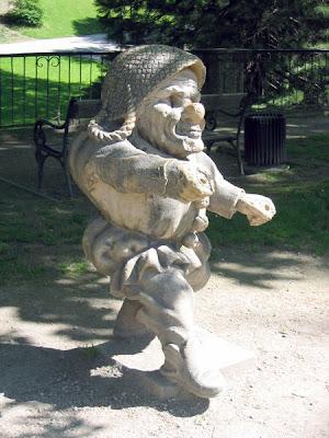 Stone Dwarf V
