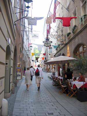 Neapolitan Street?